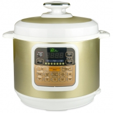 Gourmet 美食牌智能电压力锅BT100-6L(6升容量)