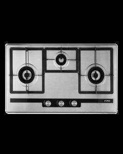 【有赠品,三选一】Fotile方太嵌入式燃气灶GAS78307 家用三灶眼煤气灶 4.85KW大火力天然气灶具