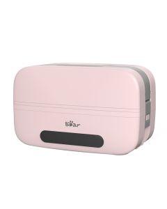 Bear小熊智能电蒸电煮饭盒 DFH-B10T6 预约定时 可插电加热保温 1L