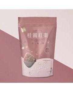 Heartland TANGDING Longan Red Date Brown Sugar Brick, Promoting blood circulation, removing blood stasis ,390g