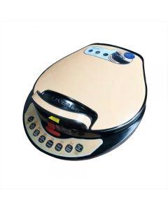 Liven利仁 畅销款黄金贝壳电饼铛 LR-A434 上下盘可拆卸 双面悬浮加热 自动控温