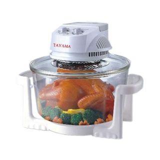 Tayama涡轮烤箱光波炉 T0-2000 无油烹饪 易清洗 12QT
