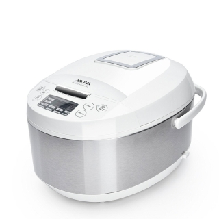 Aroma 智能土锅电饭煲ARC-6206C 3L/6杯米 陶制内胆 包围型加热底盘