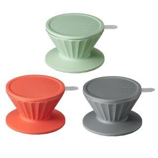 Buydeem北鼎 滴漏式手冲咖啡滤杯咖啡过滤器 自带滤网免滤纸 便携随享 三色可选