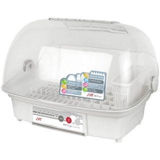 SPT/尚朋堂多功能家用烘碗机SD-1502 餐具收纳盒 厨房沥水碗碟架 含叉勺架