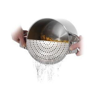 【德国原装进口】 Westmark不锈钢汤锅滤水锅盖 16392260(不含锅)