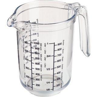 【德国原装进口】 Westmark透明多功能带刻度量杯 30682270