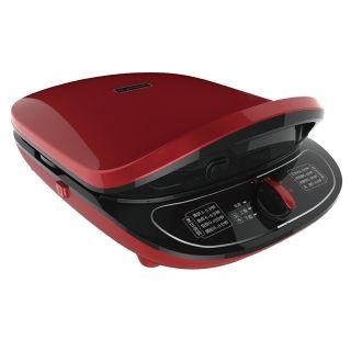Joyoung九阳实惠款电饼铛CTS-30JK2 双面悬浮加热 匀热系统 上下盘可拆卸
