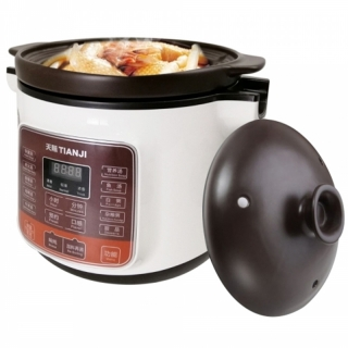 TIANJI DGD40-40LD BLACK EARTH STEW POT
