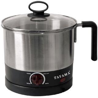 Tayama 办公室便捷小火锅 煮面机&热水壶EPC-01 1L