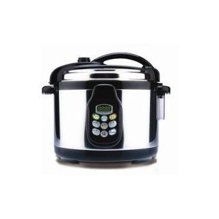 大多百多功能电压力锅BEST-SD-6A(双胆,6L容量)