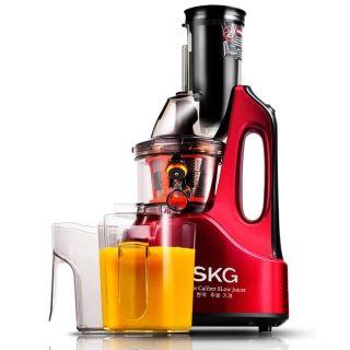 SKG 家用多功能原汁机榨汁机 2088 大口径 快速鲜榨