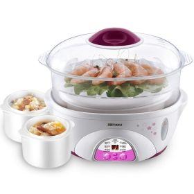 TIANJI DDZ-16BWS Smart Electric Stew Pot Ceramic Pot Slow Cooker