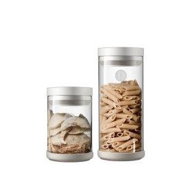 Buydeem/北鼎 玻璃密封储物罐 食物杂粮收纳盒 防潮储存罐
