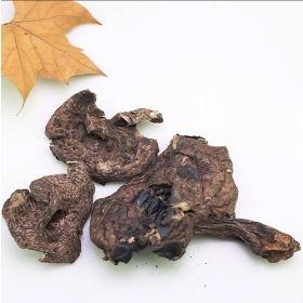MUSHROOMSKING 野生黑虎掌菌 云南丽江野生菌 虎掌菌干货 顶级食用菌