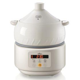 小熊(Bear)家用多功能电汽锅电蒸锅 DQG-A30C1 天然陶瓷   蒸馏烹制  3L