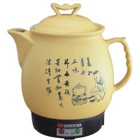 SPT/尚朋堂养生壶中药壶NY-636  3.8L   优质陶瓷壶体 自动保温  一壶多用