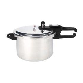 Tayama家用铝压力锅7L A24-07-80  快速烹饪 安全泄压 明火专用