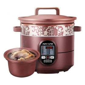 JOYOUNG JYZS-K523M MINERAL PURPLE EARTH CLAY STEW POT/SLOW COOKER