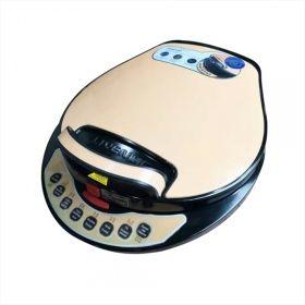 Liven利仁 旗舰版黄金贝壳电饼铛 LR-A434 上下盘可拆卸 双面悬浮加热 自动控温