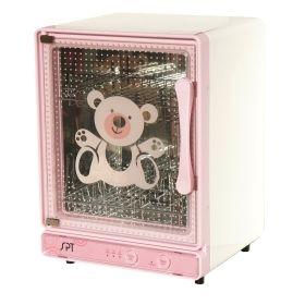 SPT尚朋堂婴儿奶瓶消毒柜和干燥器 SB-818P-粉色