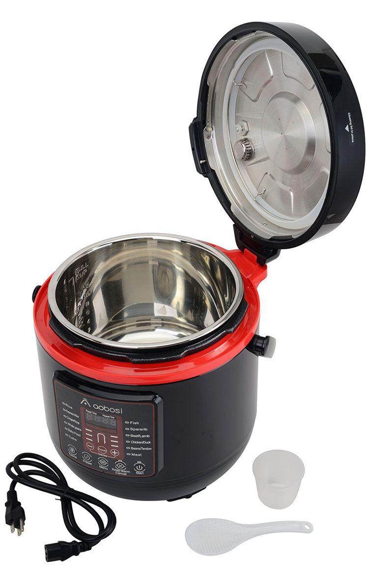 Aobosi电压力锅 YBW60-100Q1产品配置清单