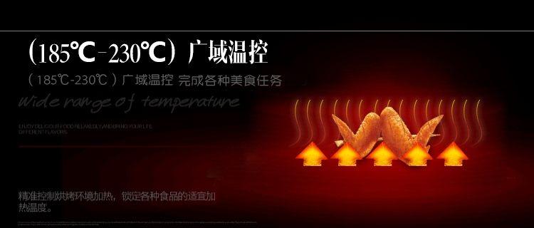 185℃-230℃广域温控