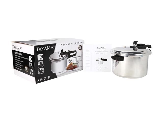 Tayam压力锅A24-07-80 产品清单图