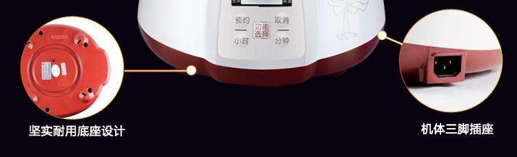 TONZE天际全自动隔水电炖盅DGD-18EG
